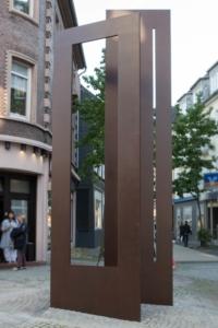 Weiltor Skulptur Hattingen (Agusti Roqué)
